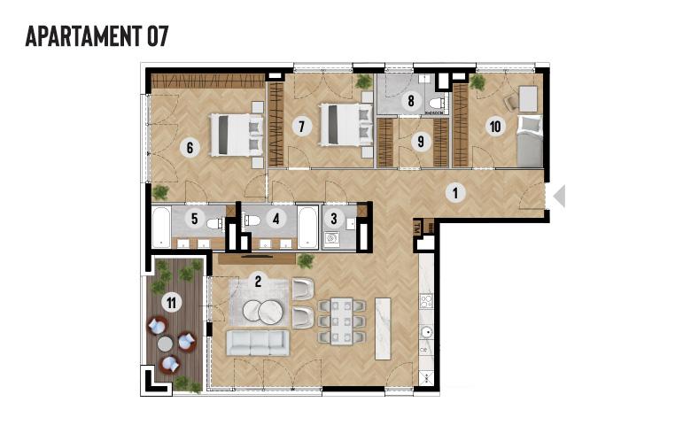 Apartament 07